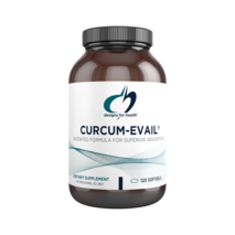 Curcum-Evail® 120 softgels